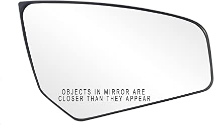 NEW #1 QUALITY MANUAL MIRROR~RIGHT PASSENGER SIDE~STANDARD TYPE W//O VENT WINDOW