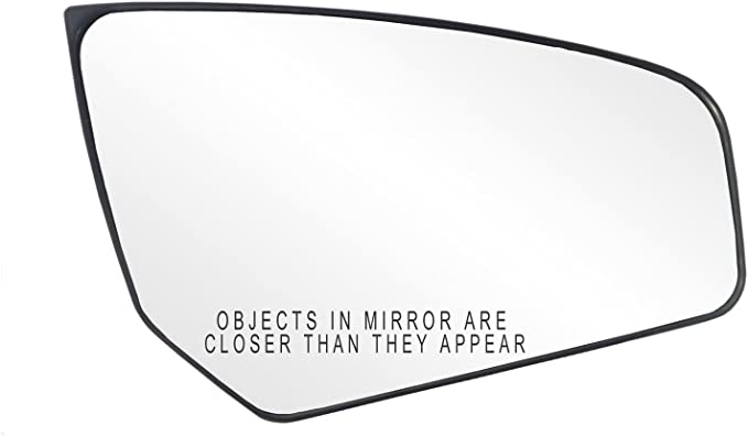 Fit System 99106 Nissan Sentra Driver//Passenger Side Replacement Mirror Glass