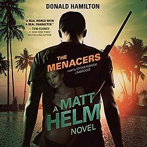 The Menacers Audiobook