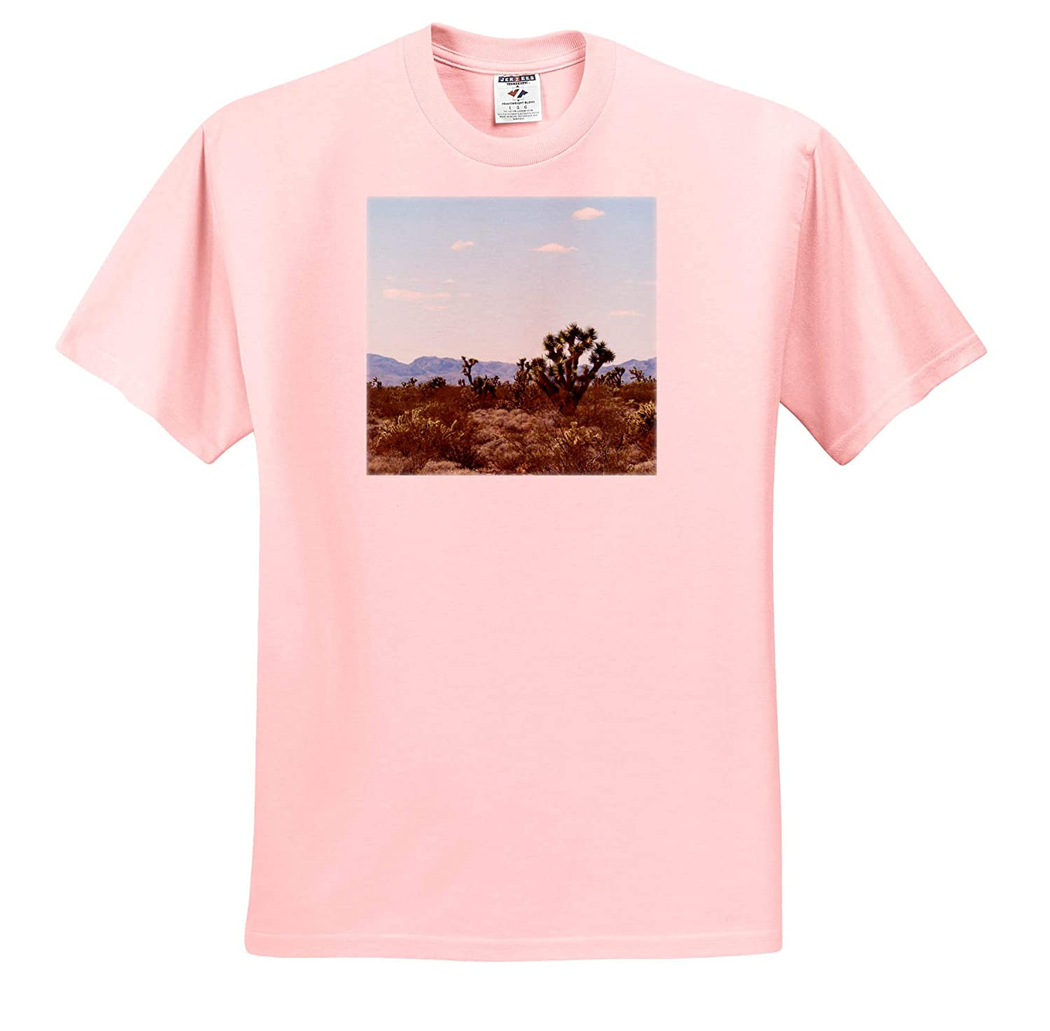 Yucca Trees Out in The Desert in Arizona T-Shirts Yucca in Arizona 3dRose Jos Fauxtographee