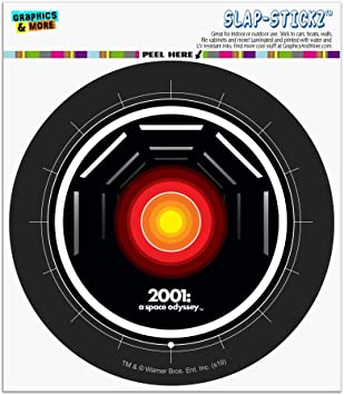 2001 SPACE ODYSSEY Vinyl Decal car truck free shipping choose size color