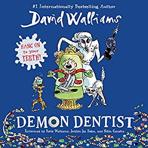 Demon Dentist Hörbuch