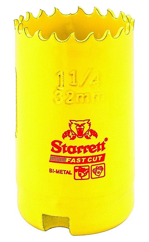 Corona perforadora Starrett FCH0034 19 mm