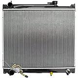 SCITOO Radiator 2087 for 1999-2008 Chevrolet Tracker 1999-2004 Suzuki Grand Vitara Sidekick 1996 1997 Pontiac Sunrunner L4 2.0L 2.5L 1.6L 2.7L 1.8L
