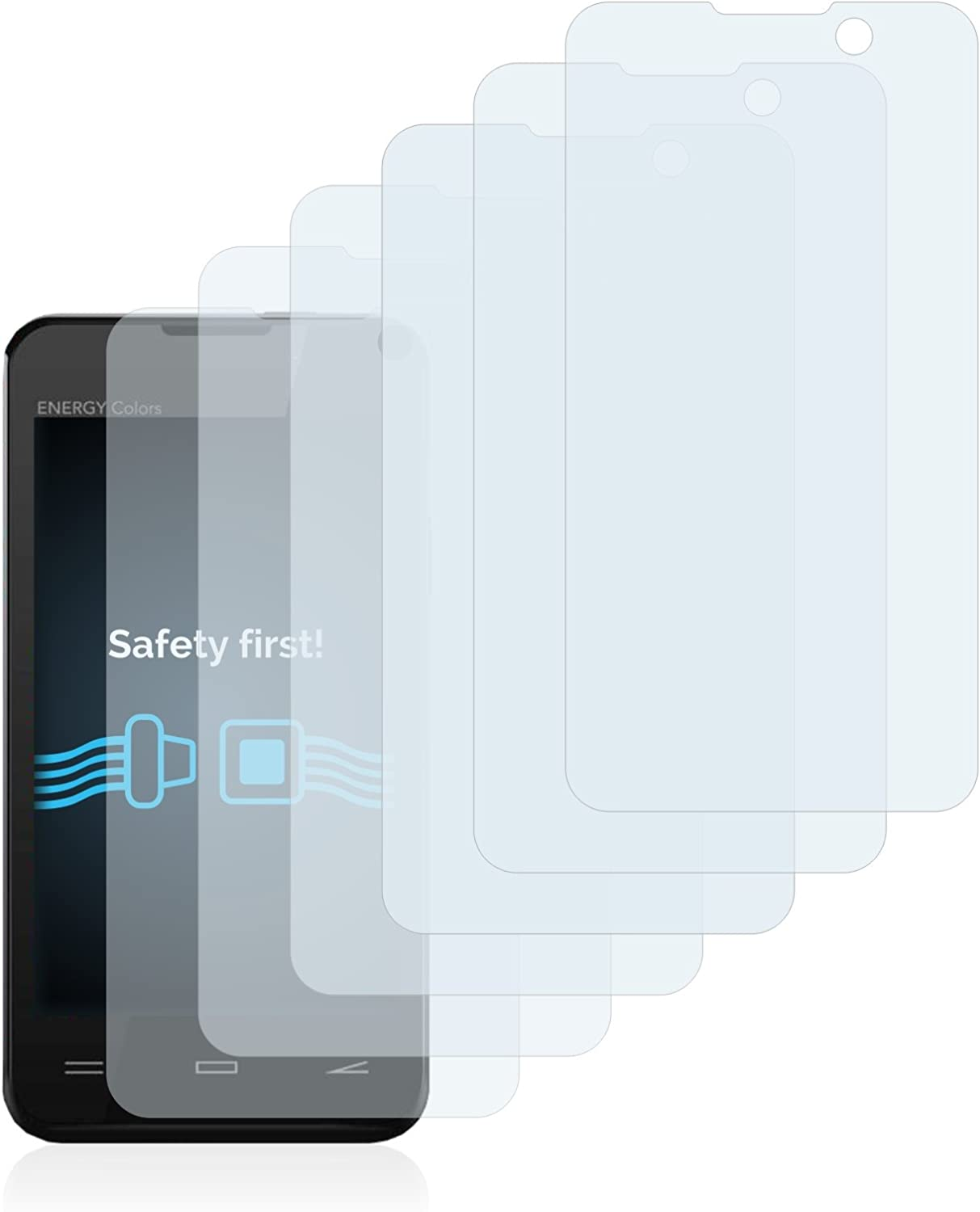 savvies Protector Pantalla Compatible con Energy Sistem Energy ...