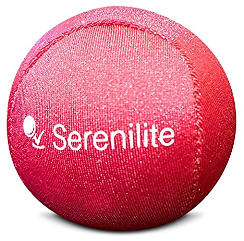 Serenilite Hand Therapy Stress Ball - Rose