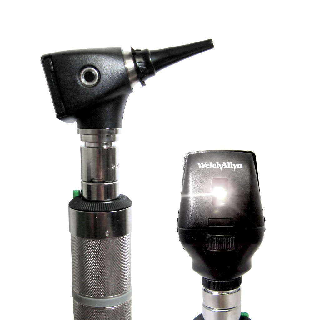 Welch Allyn Professional Diagnostic Set with C-Cell Handle: Amazon.es: Electrónica