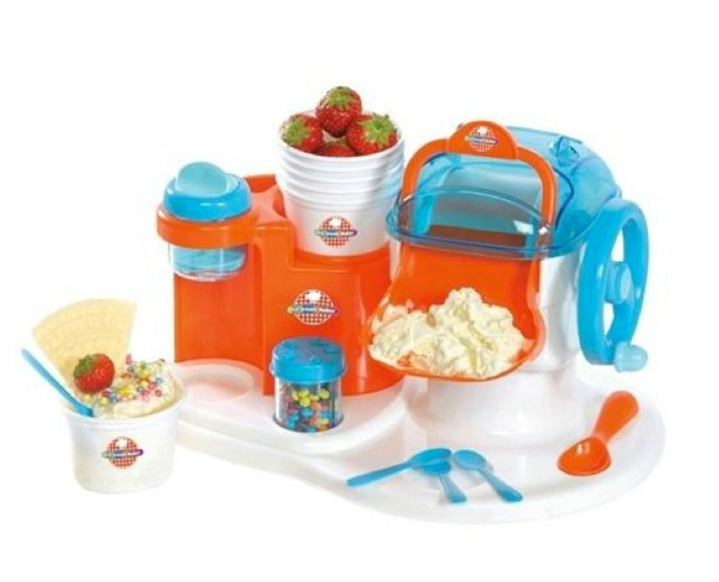 Toy Ice Cream Maker