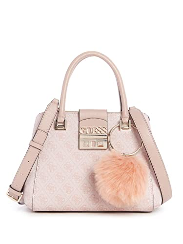 06f1d5d417 Guess Logo Luxe Small Society Blush: Amazon.fr: Chaussures et Sacs