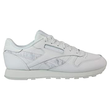 Reebok Chaussures Femme Classics Leather: : Sports