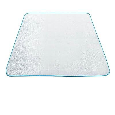 HAOYUXIANG Outdoor Camping 200 * 150 Aluminium Film Humidité Pad 3-4 Personnes Aluminium Foil Cushion,PhotoColor