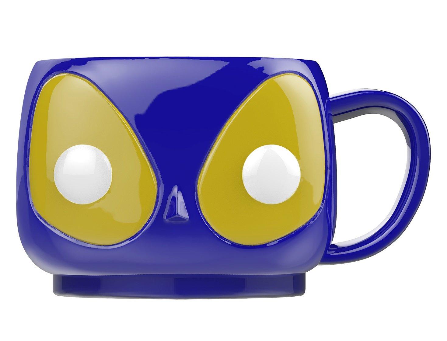 Funko Pop! Marvel Taza de cerámica Deadpool Azul