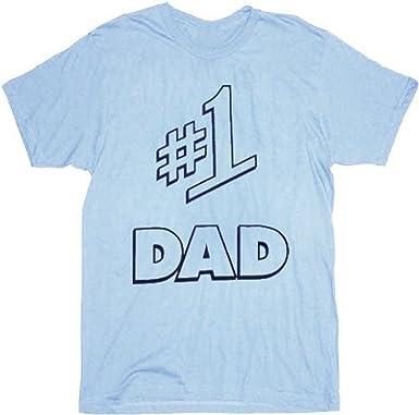 fd66a3183 Amazon.com: Seinfeld #1 Dad Light Blue Mens T-shirt: Clothing