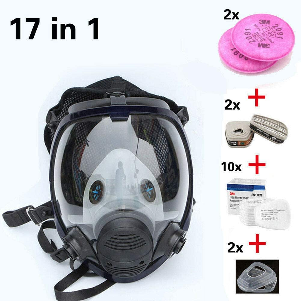 full face mask n95