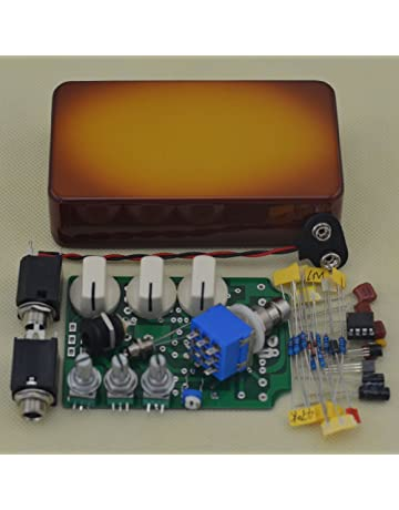 TTONE DIY Guitar Overdrive Pedal Effect Pedals Electric Effects Kit OD-1 Gradient Color Special