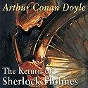 The Return of Sherlock Holmes Audiobook by Arthur Conan Doyle Narrated by Derek Jacobi