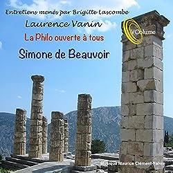 La philo ouverte à tous : Simone de Beauvoir
