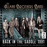 Back In The Saddle 1991 - The Classic Sacramento Broadcast by The Allman Brothers Band (2016-10-21)