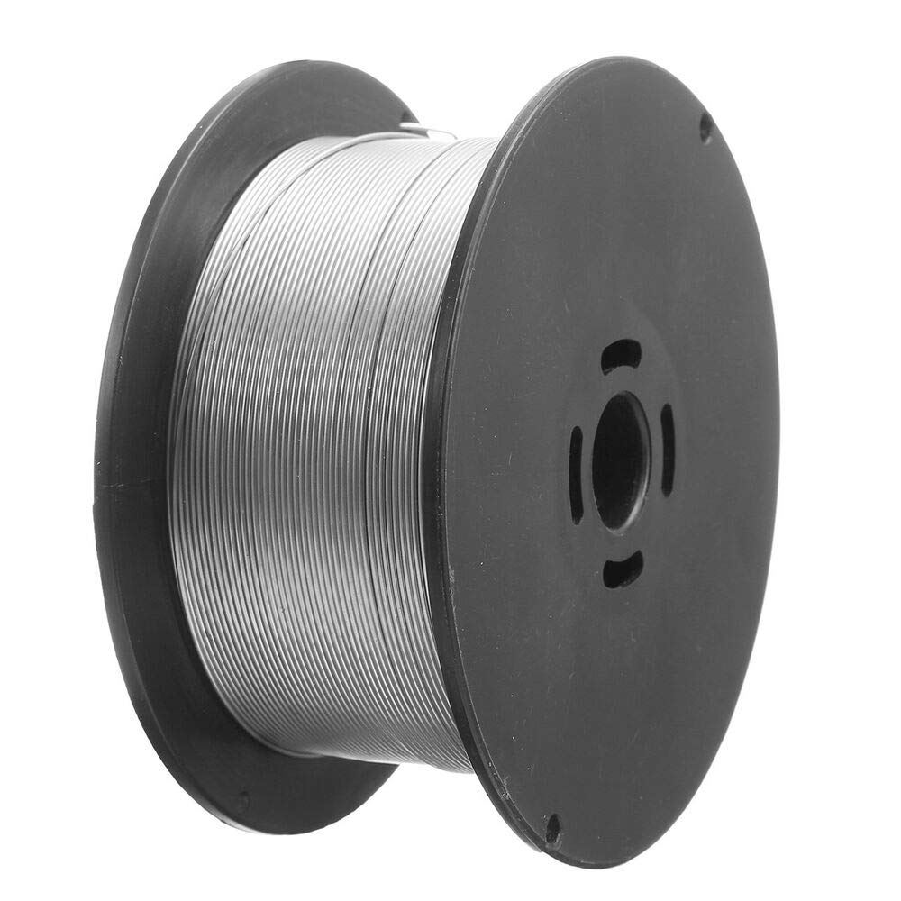 Cored Mig Welding Wire 1kg 1 Roll US 0.8mm//0.031 304 Stainless Steel Solid