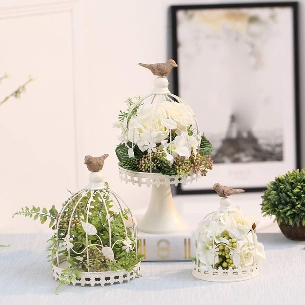 Puesto de flores Estante de flores de interior Estante de ...