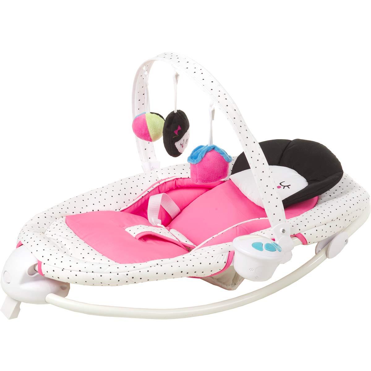 Tuc Tuc 07558 - Hamaca arco accesorios cojín, color rosa
