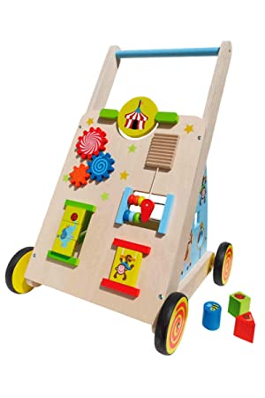 6c7e74004ce7d6 Playland Lauflernwagen 1375-AN  Amazon.de  Baby