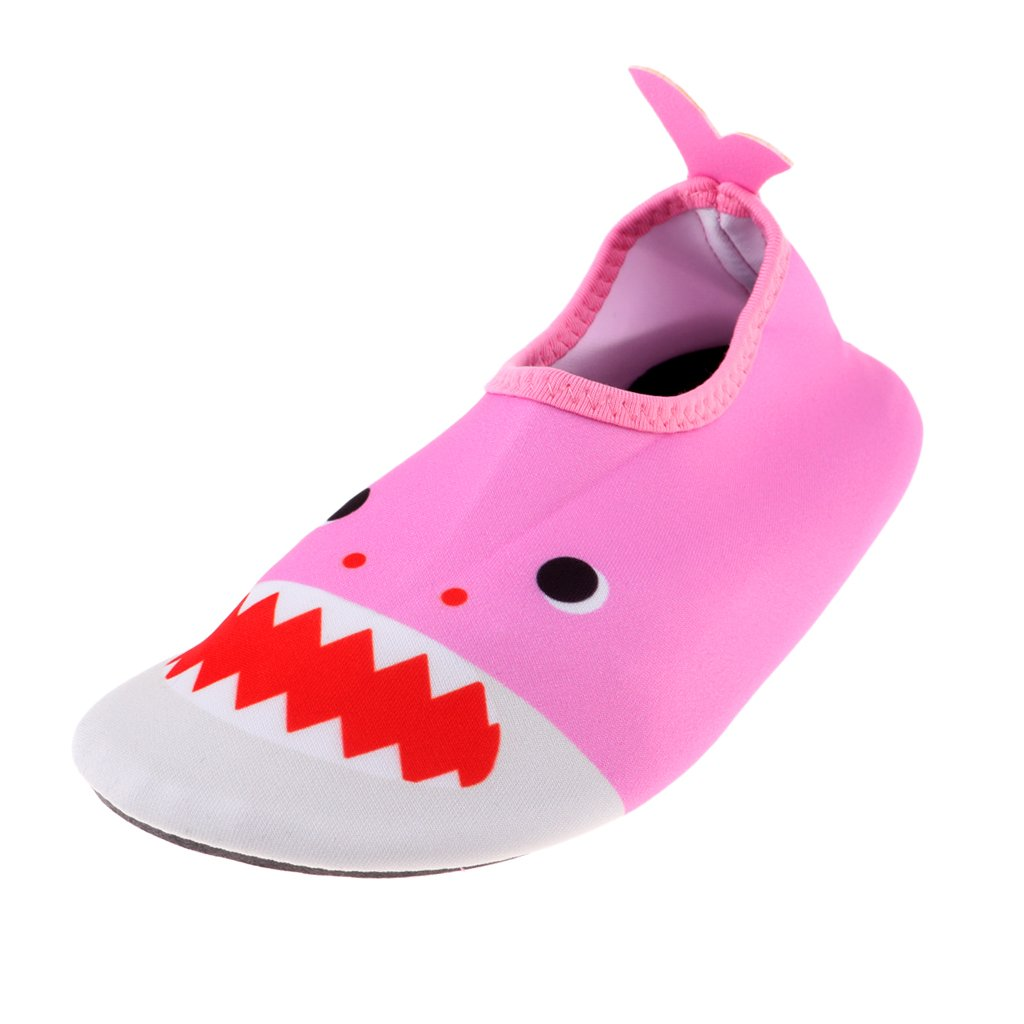 Baoblaze Kids Boys Girls Anti-Skid Quick Dry Water Sports Shoes Beach Swim Surf Yoga Aqua Socks Choose Sizes /& Colors Multifunctional /& Lightweight