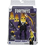 Fortnite Legendary Series, 1 Figure Pack - 6 Inch Agent Peely - BaseCollectible Action Figure - Includes 3 Interchangeable Fa