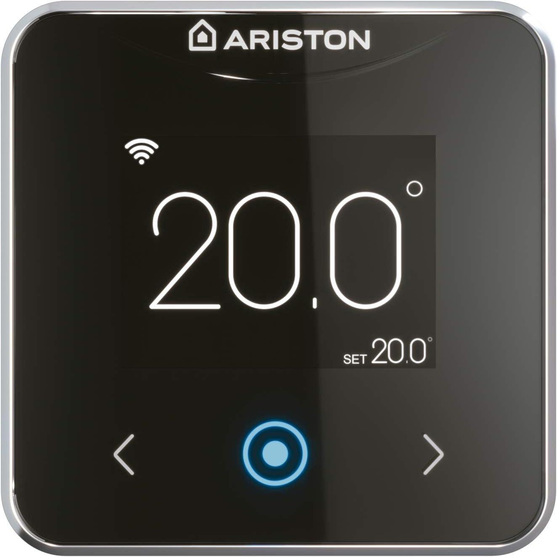 Ariston 3319126 Termostato inteligente Wifi Cube S Net cableado ...
