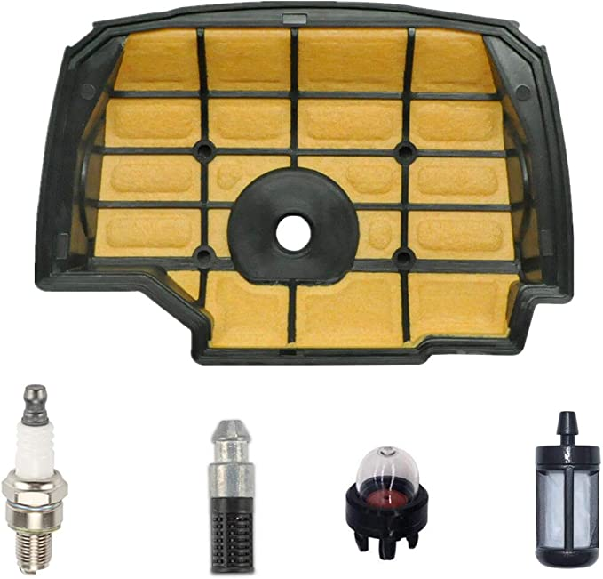 New Air Filter Cleaner Fit For Stihl MS201T MS201 MS201TC Chainsaw 1145 140 4400