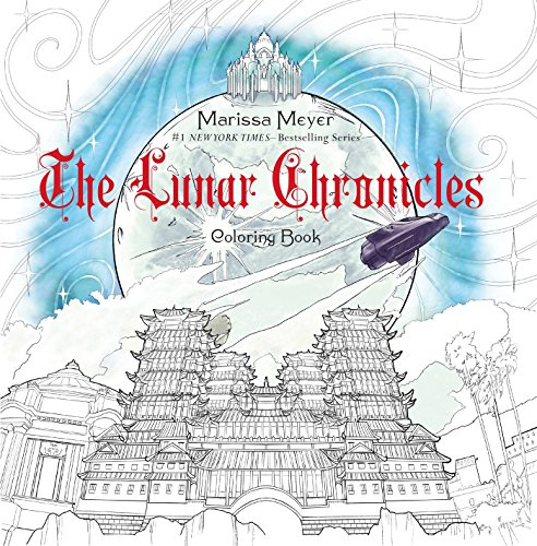 - The Lunar Chronicles Coloring Book