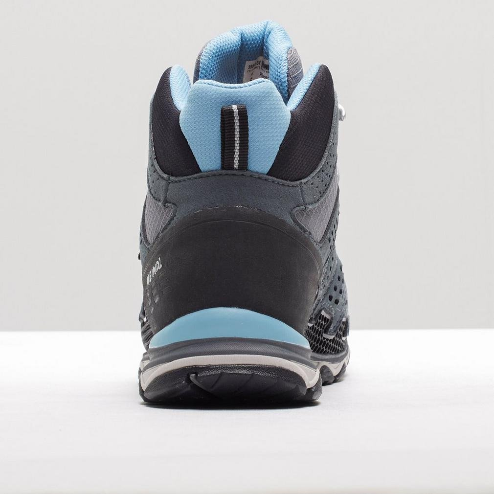 Meindl Mid Schuhe X-SO 70 Lady Mid Meindl GTX Surround - anthrazit Azur 808fa3