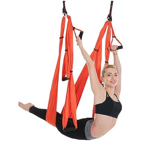 Juego de columpios de yoga aérea - Hamaca de yoga / Trapeze ...