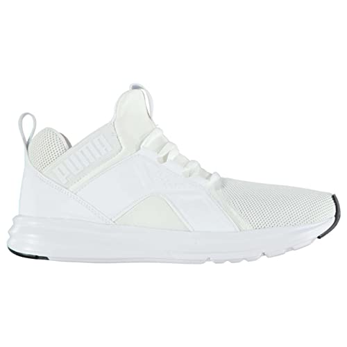 1ce53a5635b92c Puma Men s Enzo Mesh Puma White Running Shoes - 10 UK India (44.5 EU
