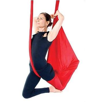 DecoMood - Juego de Hamaca para Yoga y Yoga (Incluye Correas ...