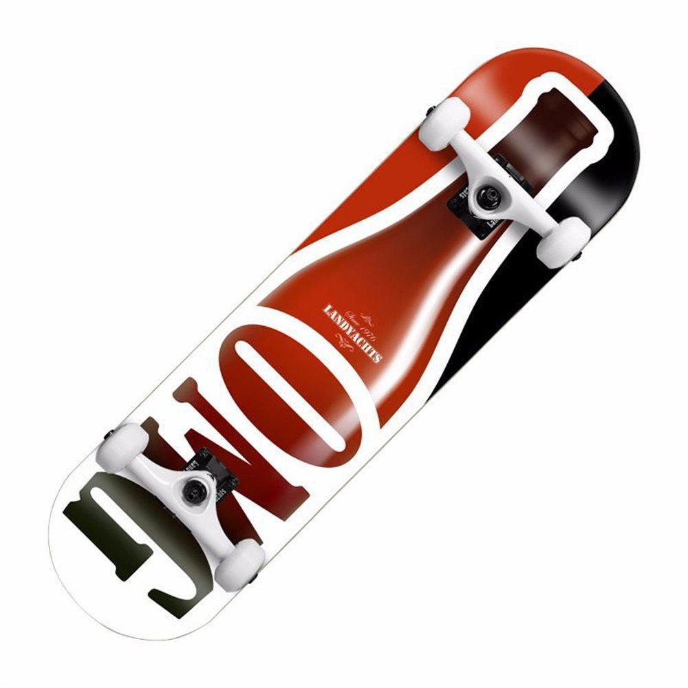 高質で安価 クルーザー完全スケートボードプロフェッショナルショートボードカナダのメイプルデッキは :、子供、大人と大人のために設計 (Color (Color : Green cow) B07H7YD6SJ Red cow) bottle Red bottle, 秩父別町:ec716b26 --- a0267596.xsph.ru