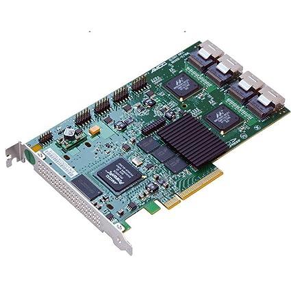 LSI 9650SE-16ML - Tarjeta controladora PCIe PCI-E 8X SATA SATA 2 ...