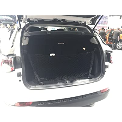 Kaungka Cargo Net Nylon Rear Trunk for 2020-2020 Jeep Compass Patriot: Automotive [5Bkhe2008319]