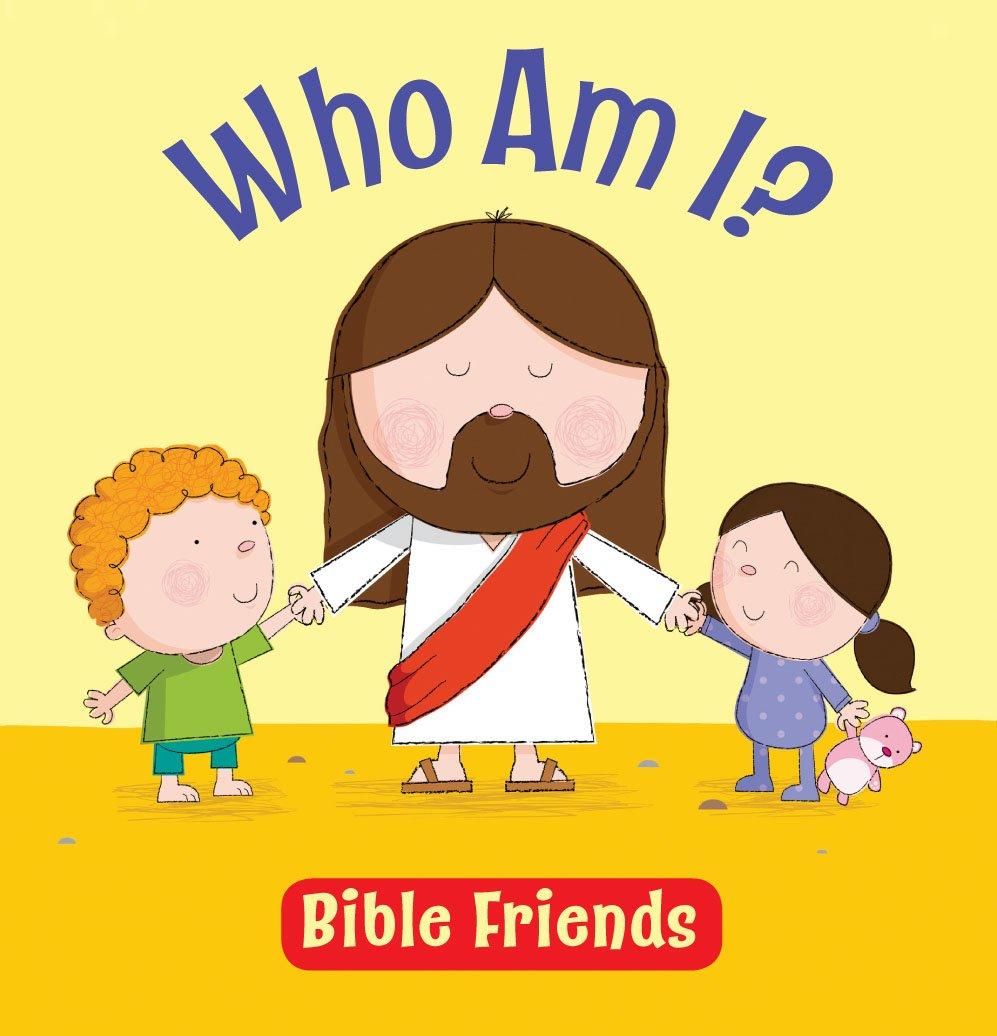 Download Who Am I?--Bible Friends (Bible Friends Lift-The-Flap) pdf