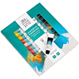 Winsor & Newton 24 Fine Acrylic Colour Set