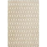 Surya QTZ5013-1215 Quartz Area Rug, 12 x 15, Camel/Cream