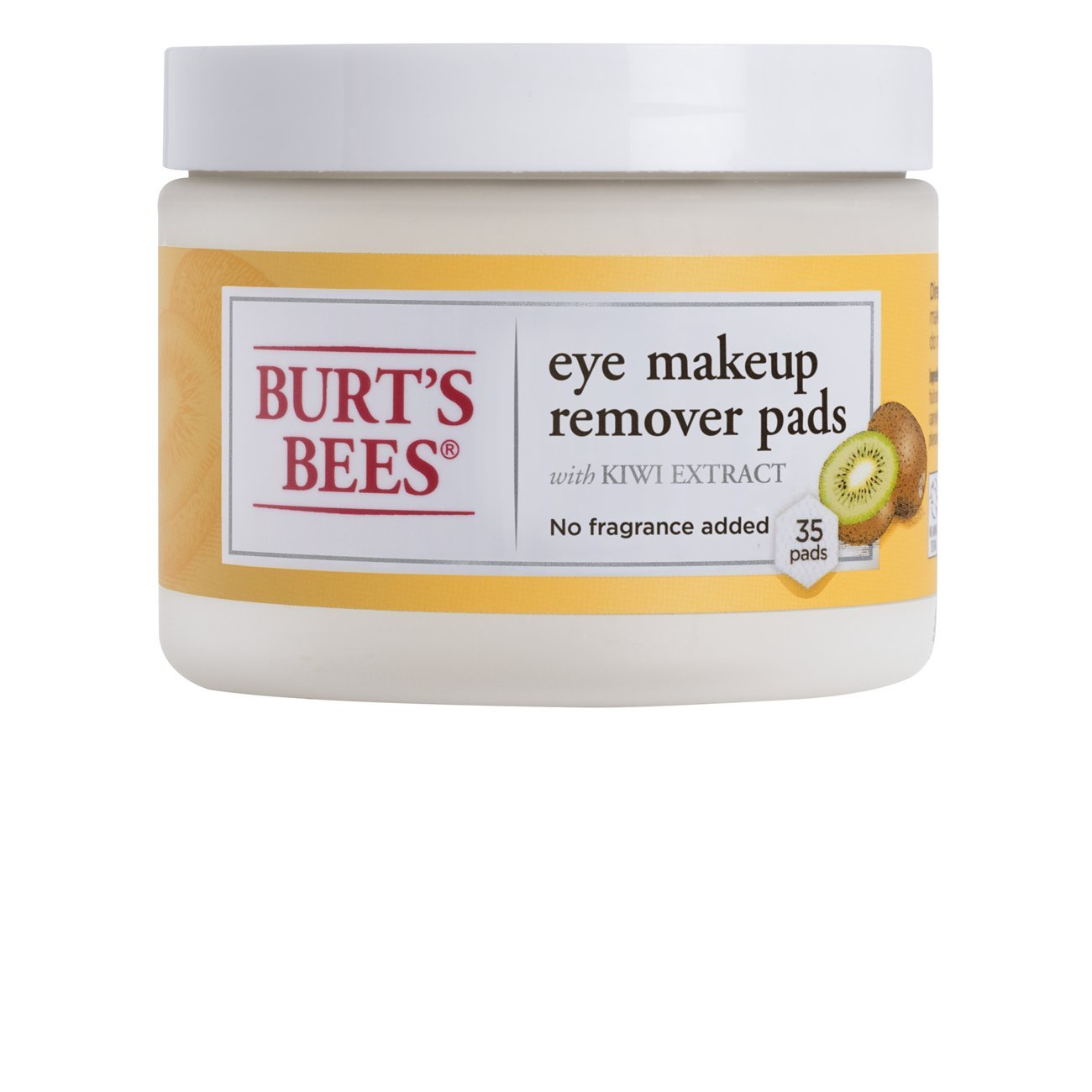 Burt's Bees Eye Makeup Remover Pads, 35 Count Burt's Bees Inc.