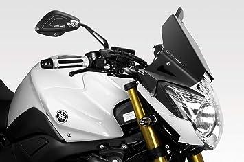 Bestem CBYA-FZ810-WSD Carbon Fiber Windshield for Yamaha FZ8 2010-2013