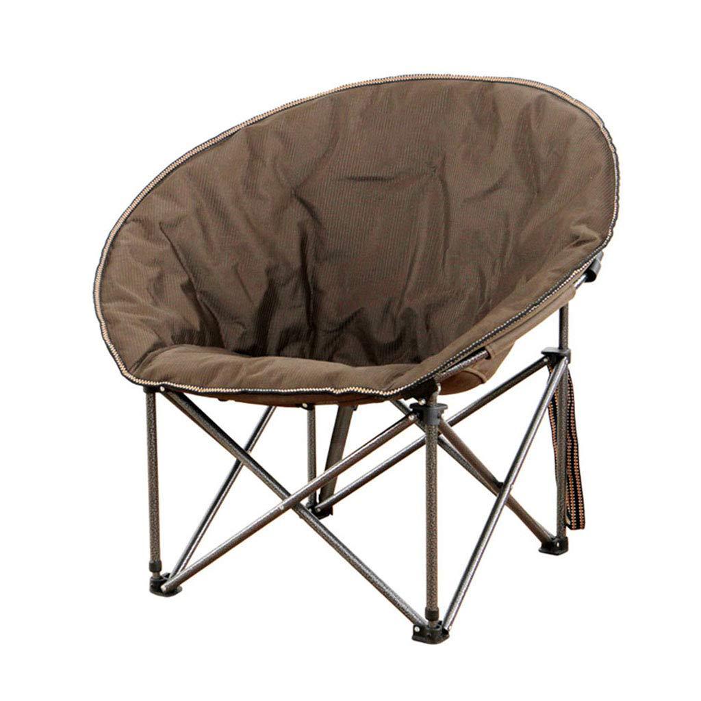 LLRDIAN Himalayan Outdoor Klappstuhl tragbares Zuhause Outdoor Stuhl Klapp tragbarer Klappstuhl Lounge Sessel