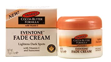 2 Pack Palmers Cocoa Butter EVENTONE FADE CREAM Dark Spot Corrector 2.7oz Each Natures Truth Professional Hyaluronic Acid Serum 1 oz