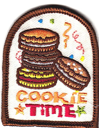 cookie-time-w-3-cookies-iron-on-embroidered-patch-fooddessert-bakingtreats