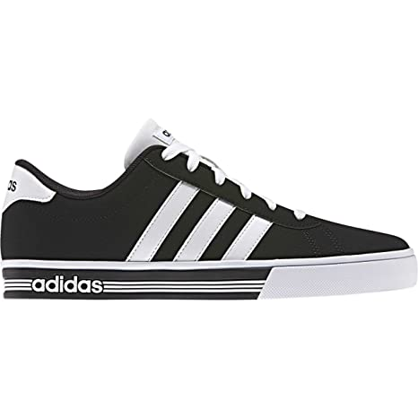 adidas Daily Team Zapatillas Deportivas para Hombre, Negro