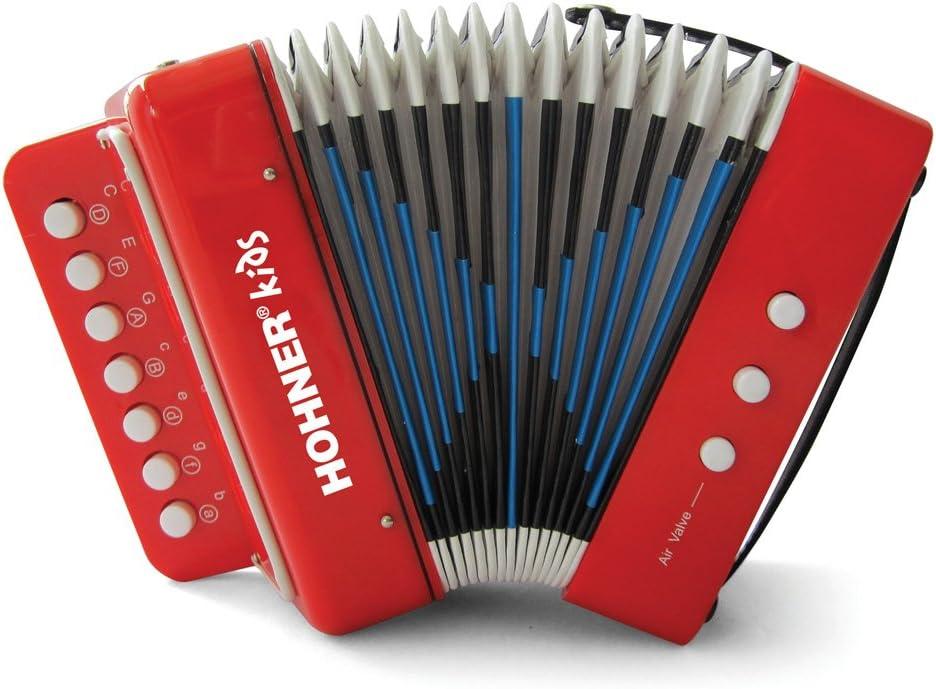 B0002F6Y94 Hohner Kids UC102R Musical Toy Accordion Effect 61zJ0RzBGcL