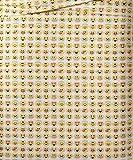 Emoji Twin Bed Sheets emoji Girl's Sheet Sets (Twin)