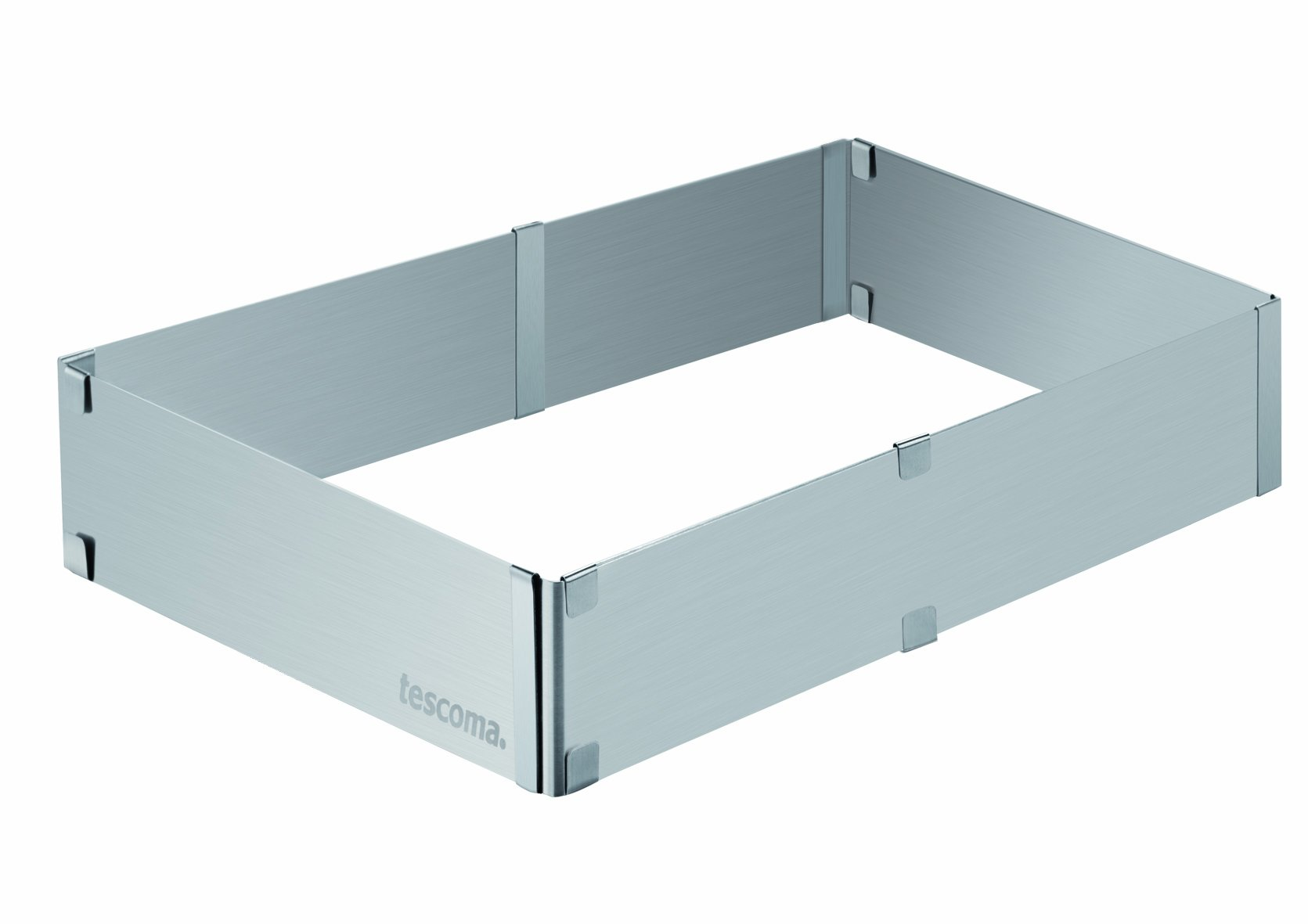 Tescoma adjustable baking frame | rectangular | stainless steel